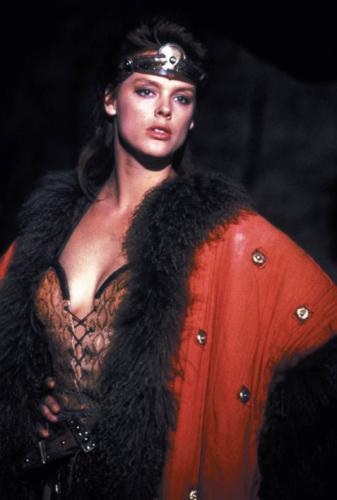 Brigitte Nielsen Red Sonja