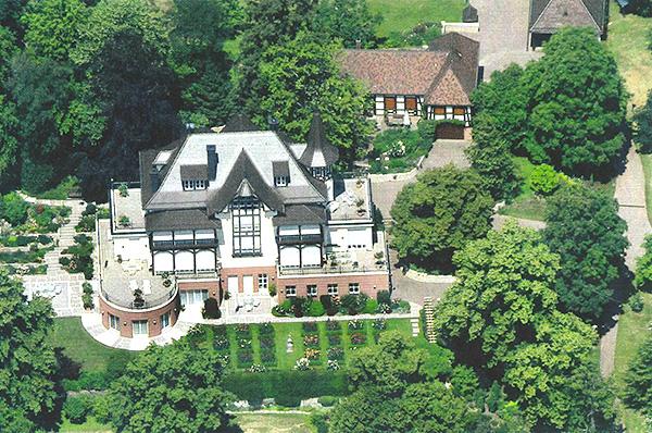 Ein Haus für einen Butler, in Fürth