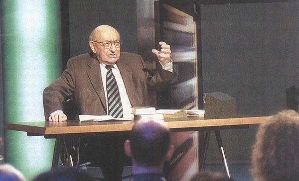 Marcel Reich - Ranitzky war eine Ausnahme.