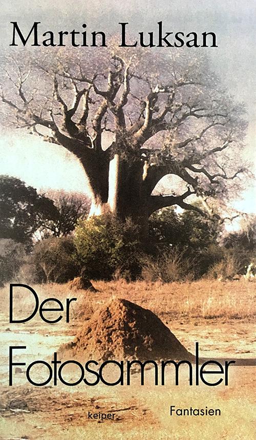Der Fotosammler Buch Cover